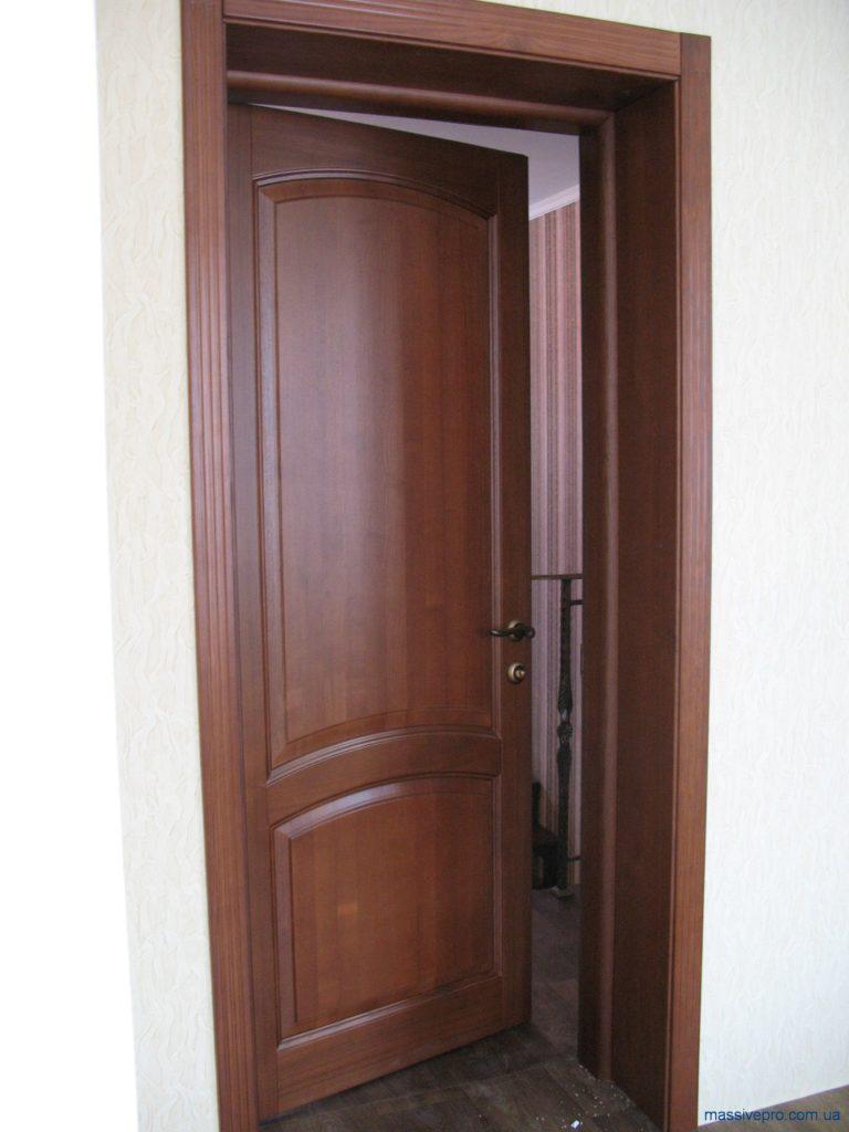 Двери межкомнатные деревянные от MassivePro.