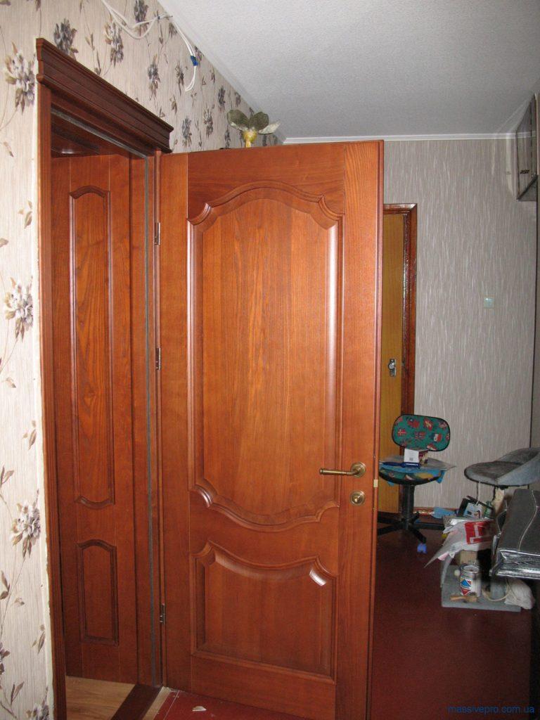 Межкомнатные двери Харьков цена от MassivePro