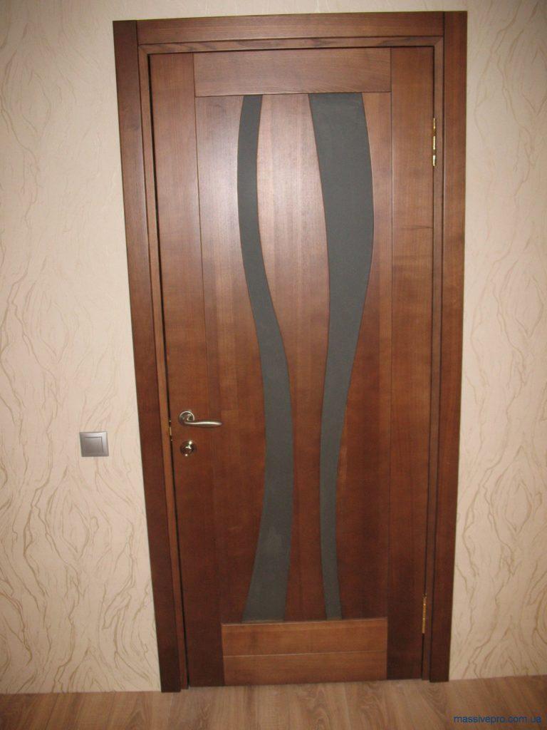 Двери деревянные Харьков от MassivePro