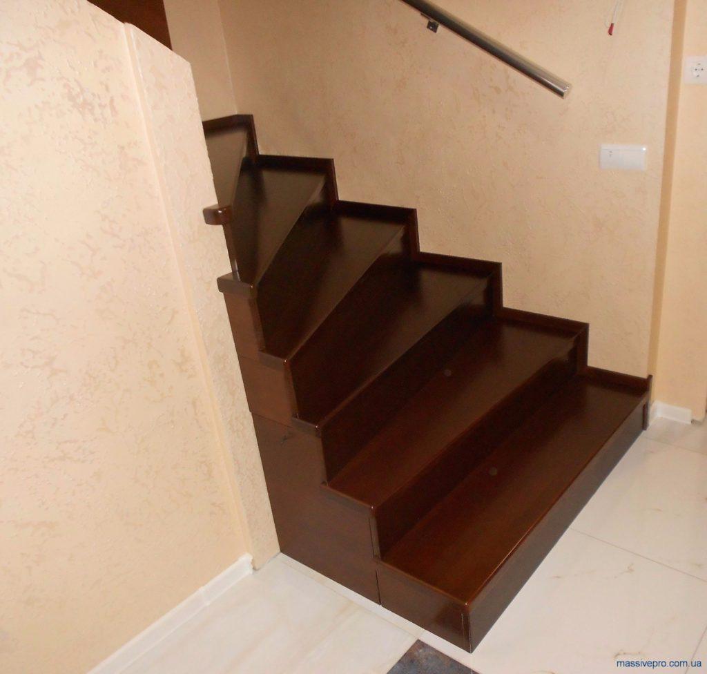 Винтовая лестница Харьков от MassivePro