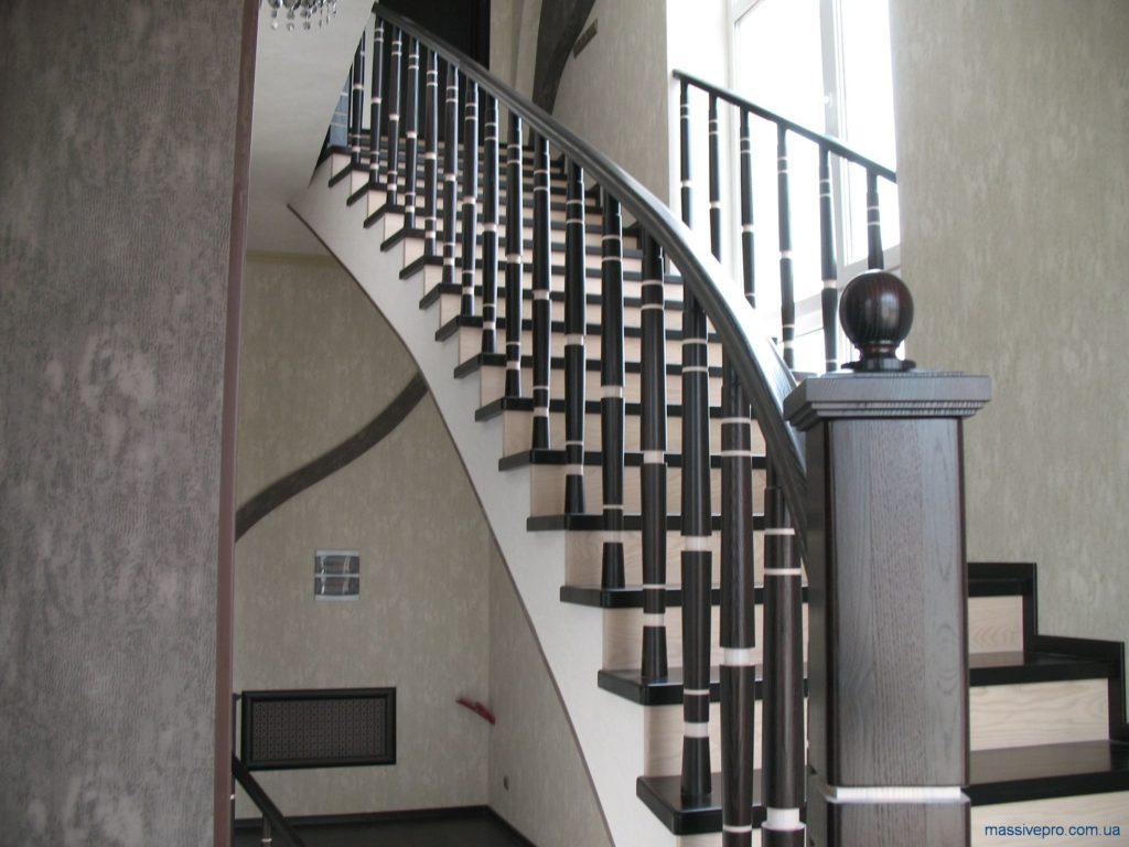 Лестница на второй этаж от MassivePro