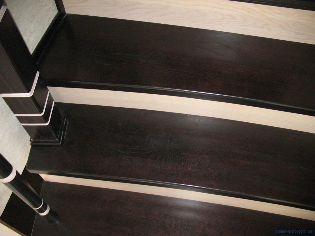 Ступени деревянные купить Харьков от MassivePro