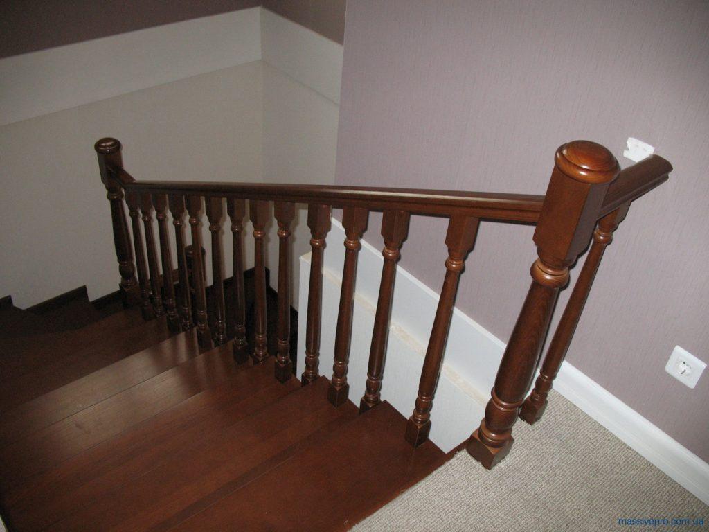 Изготовление деревянных лестниц от MassivePro