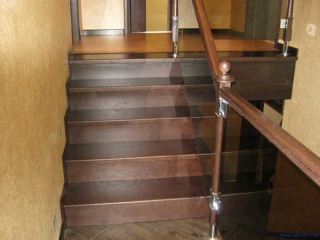 Лестница на 2 этаж от MassivePro