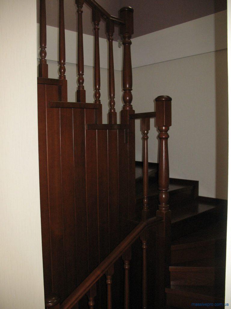 Лестницы деревянные от MassivePro