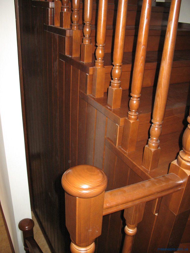 Лестницы из дерева от MassivePro