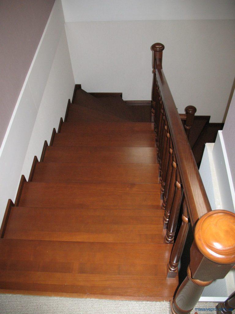 Лестницы из дуба от MassivePro