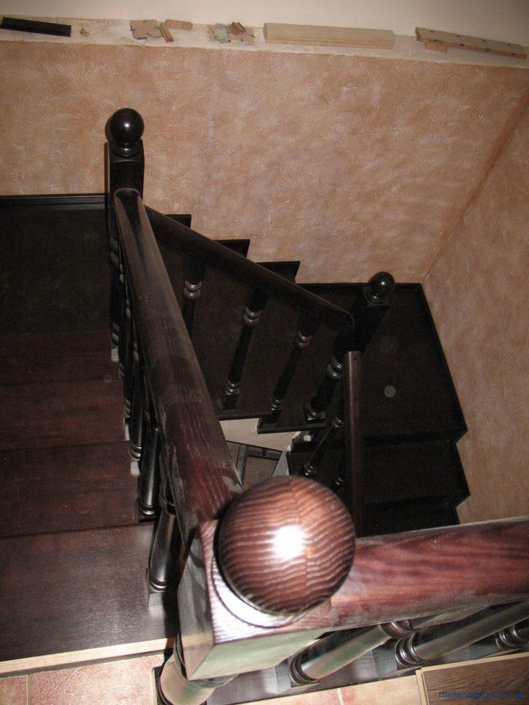 Деревянные лестницы для дома от MassivePro