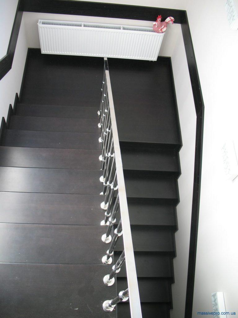 Деревянные лестницы в доме от MassivePro