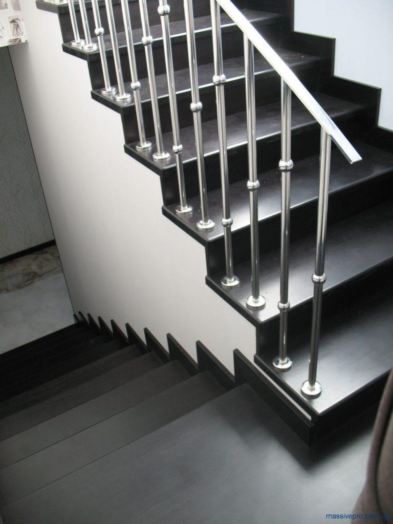 Изготовление лестниц под заказ от MassivePro