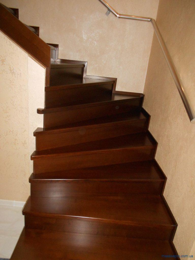 Лестницы для коттеджей от MassivePro