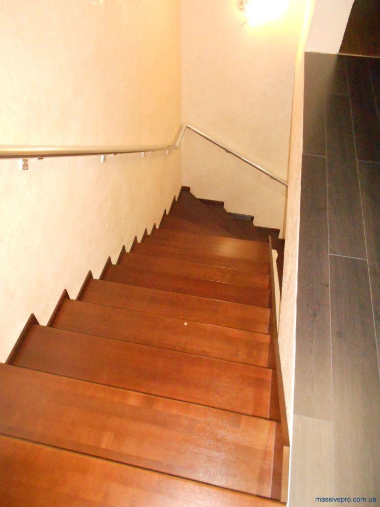 Изготовление лестниц из дерева от MassivePro