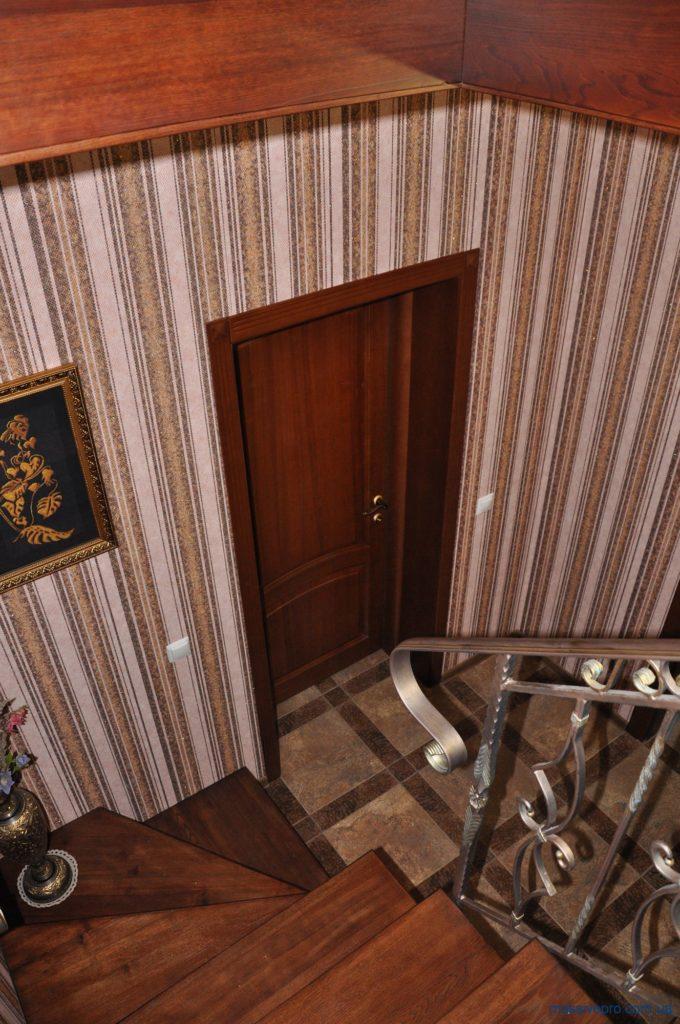 Деревянные винтовые лестницы от MassivePro